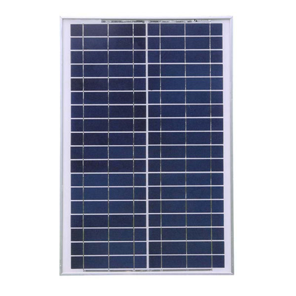 20w-Poly-Solar-Panel-front
